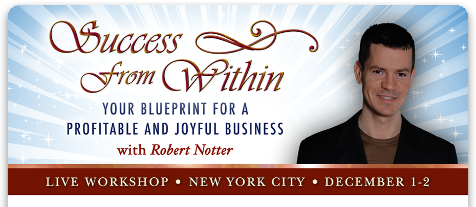 Success From Within with Robert Notter